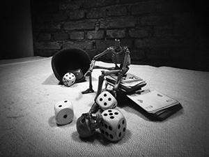 I'm not a gambler, but I'm loosing anyway  - © Janko Belaj