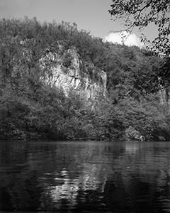Lake and Stone  - © Janko Belaj