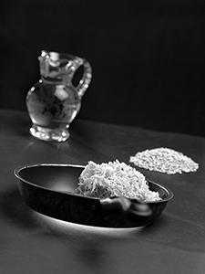 Krpice za zeljem prije mljevenja žita  - © Janko Belaj