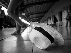 At Train Station  - © Janko Belaj