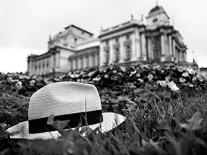 In front of Theatre  - © Janko Belaj