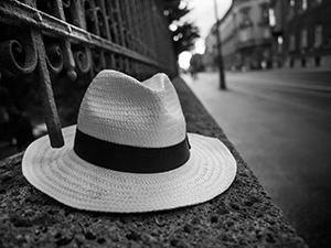 Sam pod ogradom  - © Janko Belaj