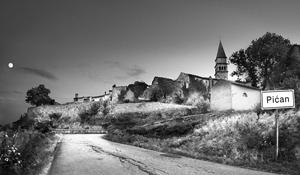 Suton nad Pićnom  - © Janko Belaj