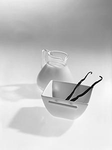 Vanilijin puding prije ukuhavanja  - © Janko Belaj