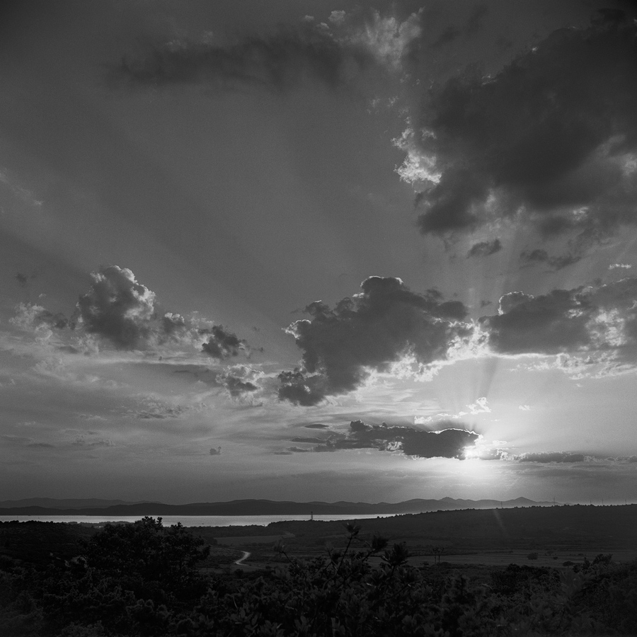 Zalazak.jpg - © Janko Belaj